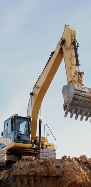 Greenwood Excavating driveway removal