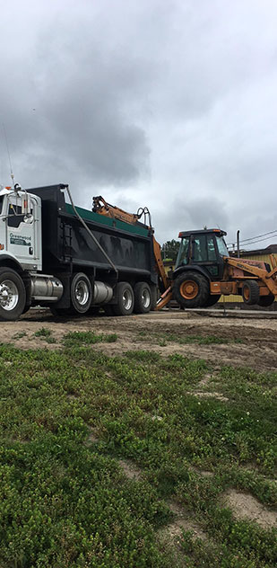 About Greenwood Excavating